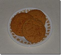 Cornbread Cookies # 4