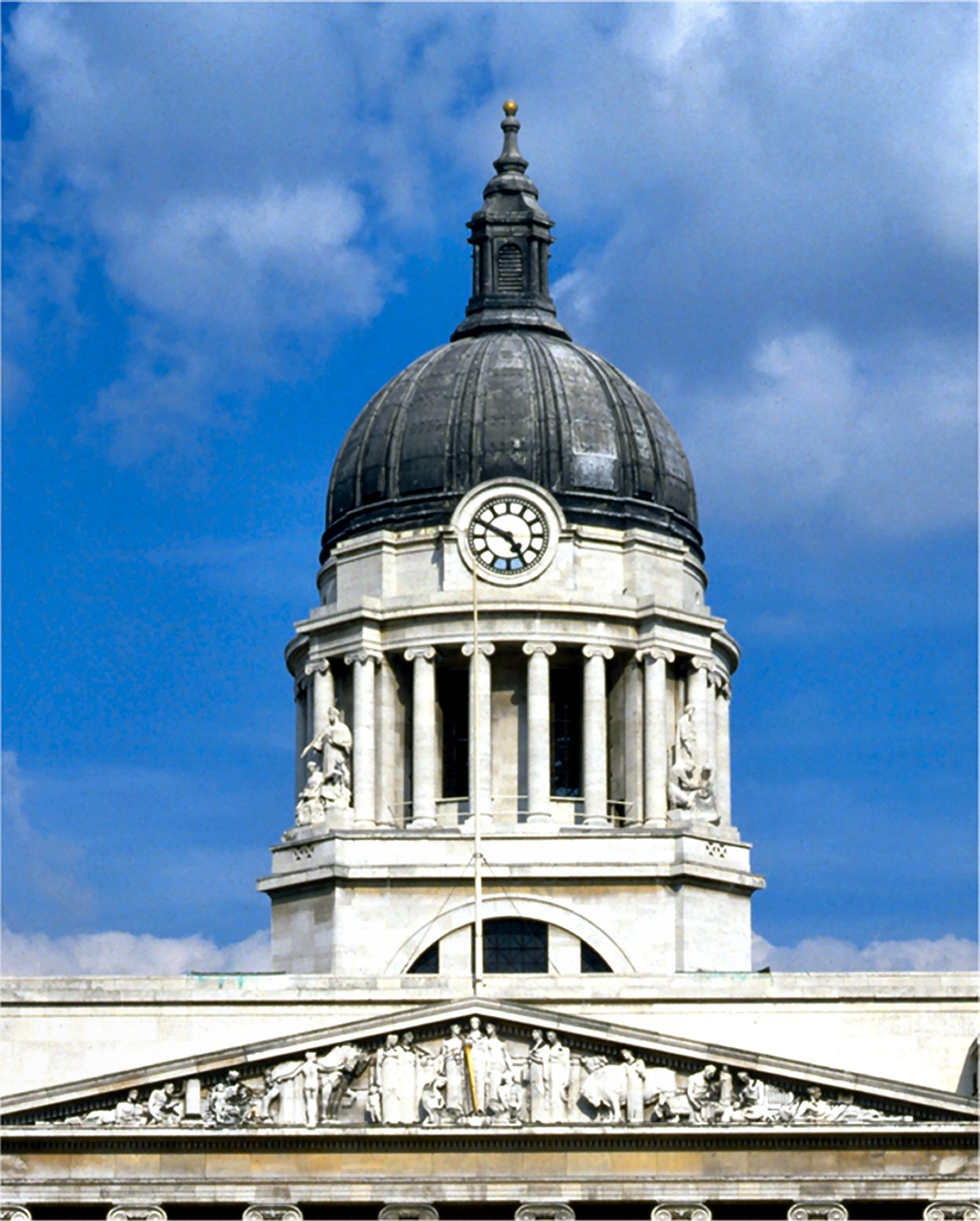 Council House dome
