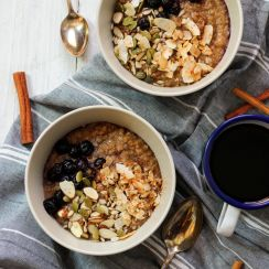 Ninja Foodi Cinnamon Crunch Grain-Free Oatmeal (Paleo)