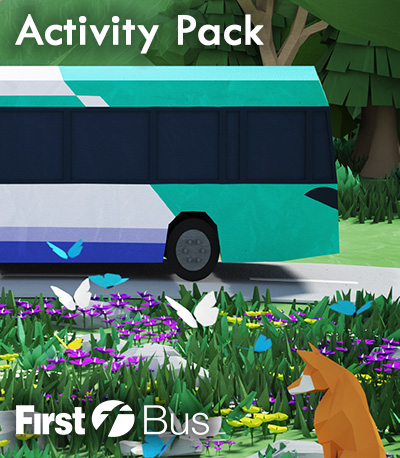First Bus Kids Pack