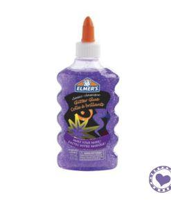 Elmers glitter glue purple purpura mumi tienda mayorista libreria escolar