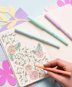 filgo marcador pinto pasteles 2 mumi diseño divertido