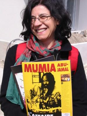 Inauguration d'une rue Mumia Abu-Jamal à Saint Denis - 2006