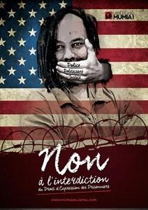 NON à l'interdiction du droit d'expression des prisonniers !