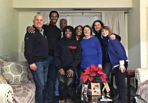 PHILLY - rencontre avec la famille de Debbie & Mike Sr Africa