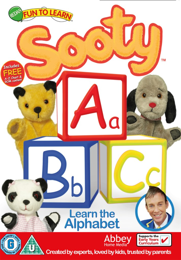 Sooty ABC DVD review and Giveaway