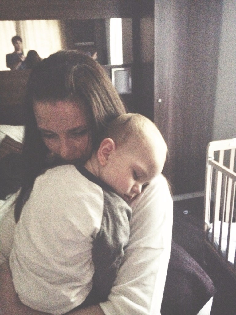 Sleepy cuddles | My captured moment