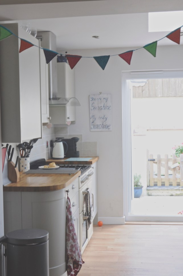 Creating our Dream Kitchen in our Modest Mid Terrace