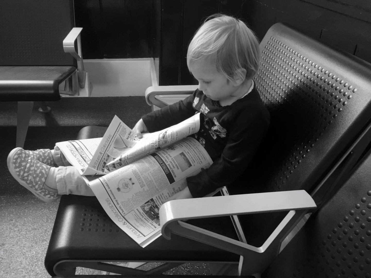 secretes to travelling with toddlers