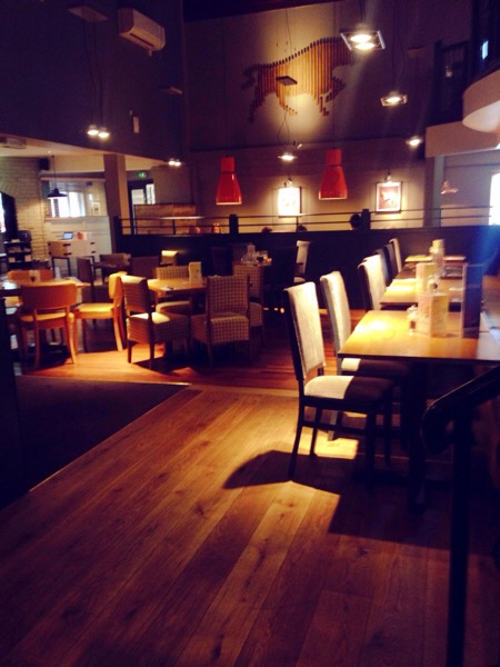 Plymouth Marsh Mills Beefeater | A Review