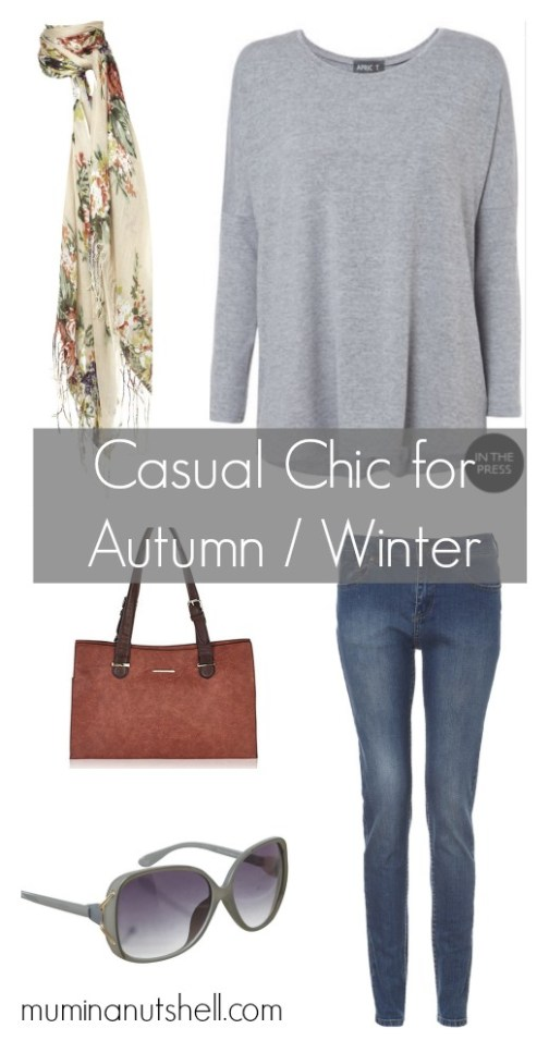 Casual Chic For a Busy Mum With Apricot