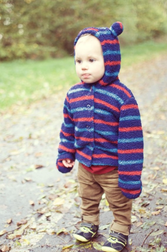 An autumn toddle for Living Arrows