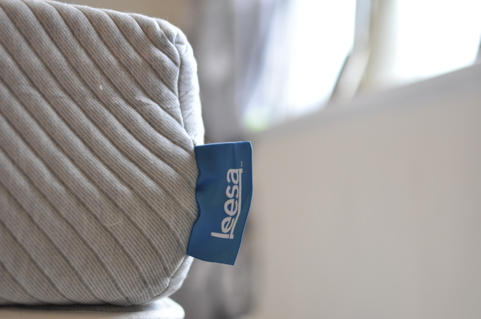 A review of a Leesa memory foam mattress, click here to learn more about the convenience of buying a mattress in a box;