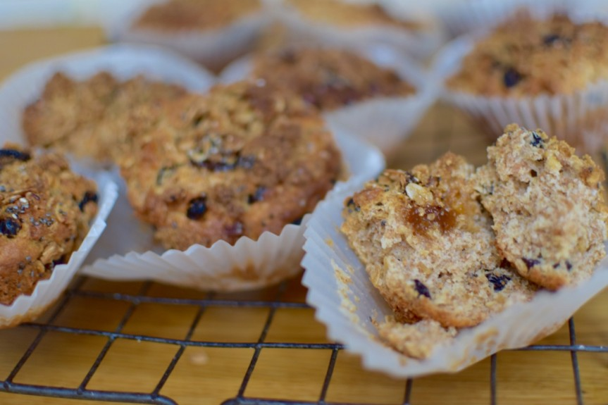 all in one breakfast muffins for a healthy start to the day.