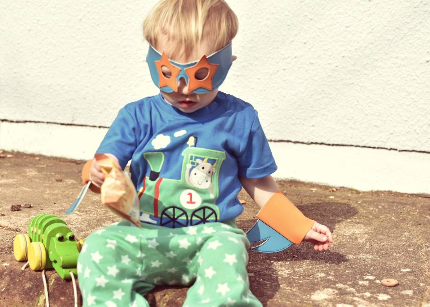 Why We Love Frugi Clothes For The Toddler