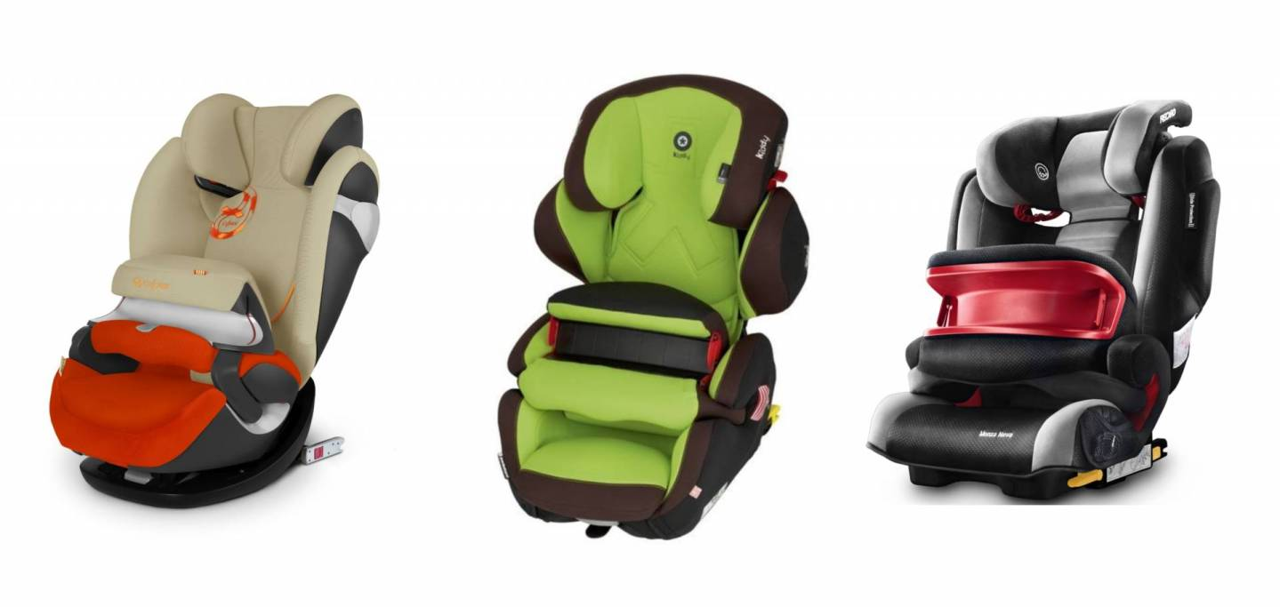 Comparing 5 Rockin' Impact Shield Car Seats