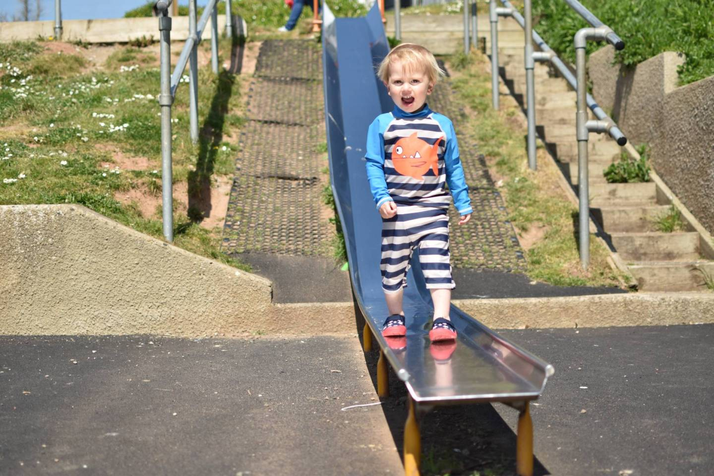 Keeping Toddlers Safe In The Sun With Frugi