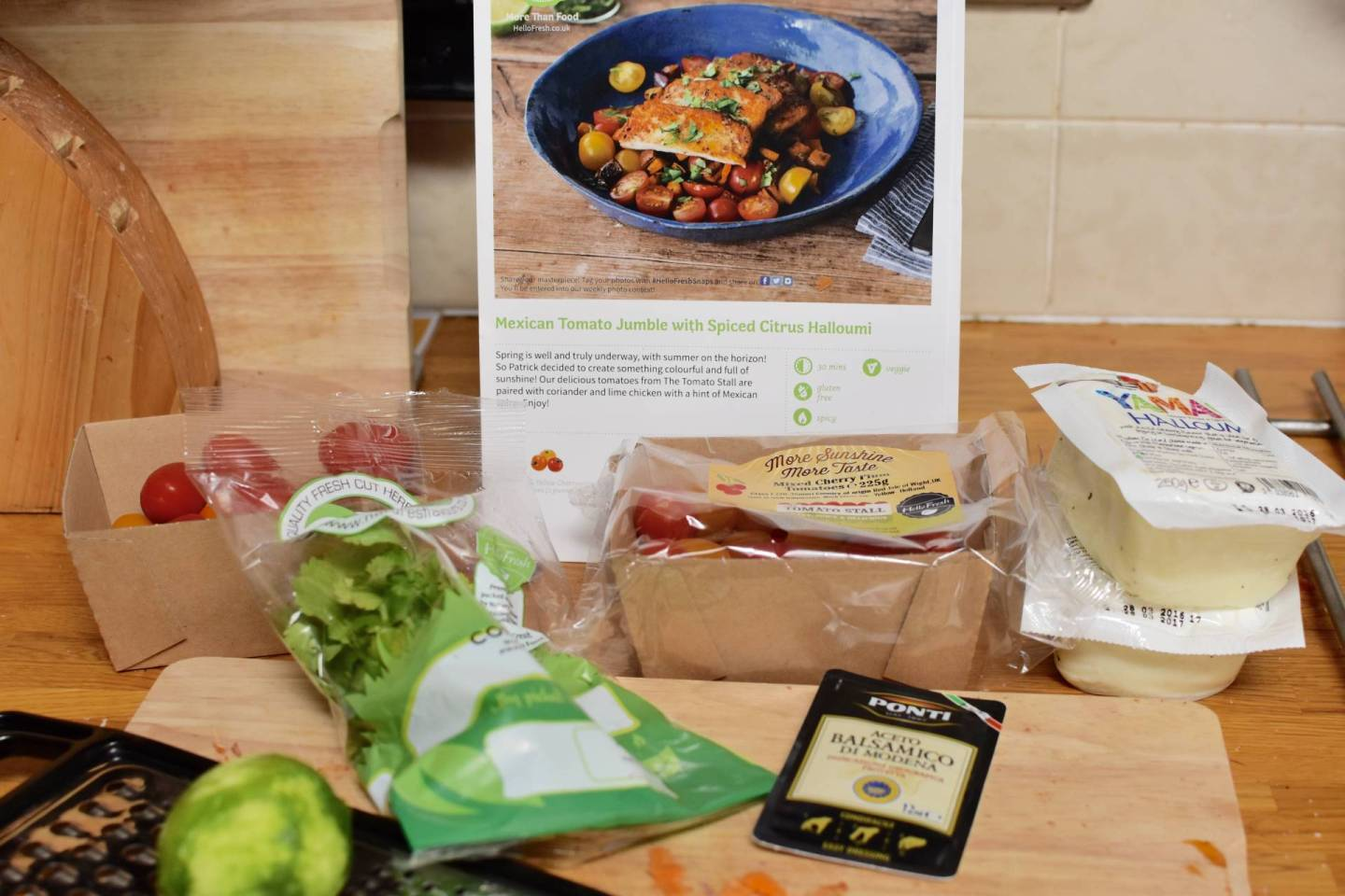 HelloFresh Instagram Special Offer