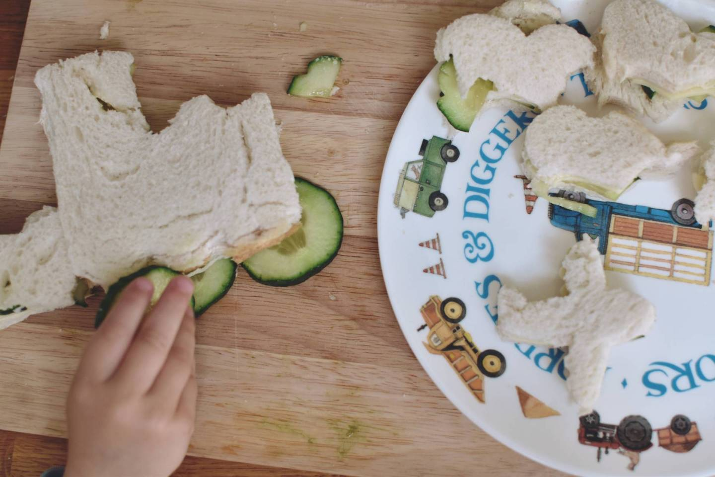 Jazz Up Your Kid's Lunch & Win A Lunch Punch Sandwich Cutter!