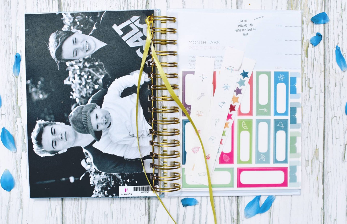 I'm a planner, a blogger freelancer and mum of 3 I have