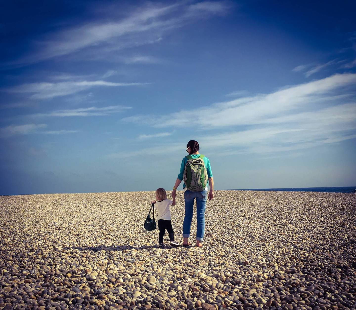 What The Early Days As A Single Mum Feels Like
