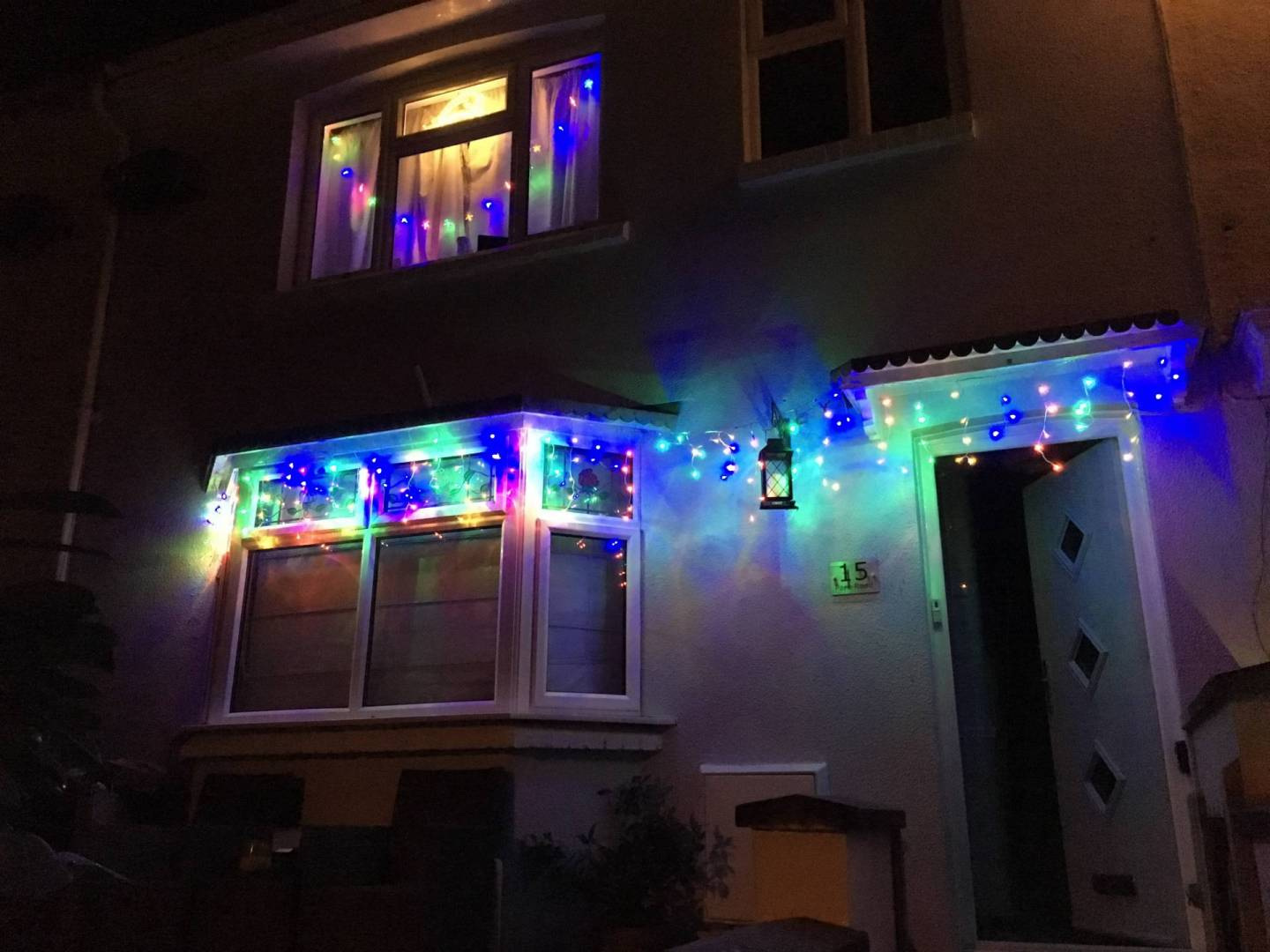 The Outdoor Festive Touch On A Budget