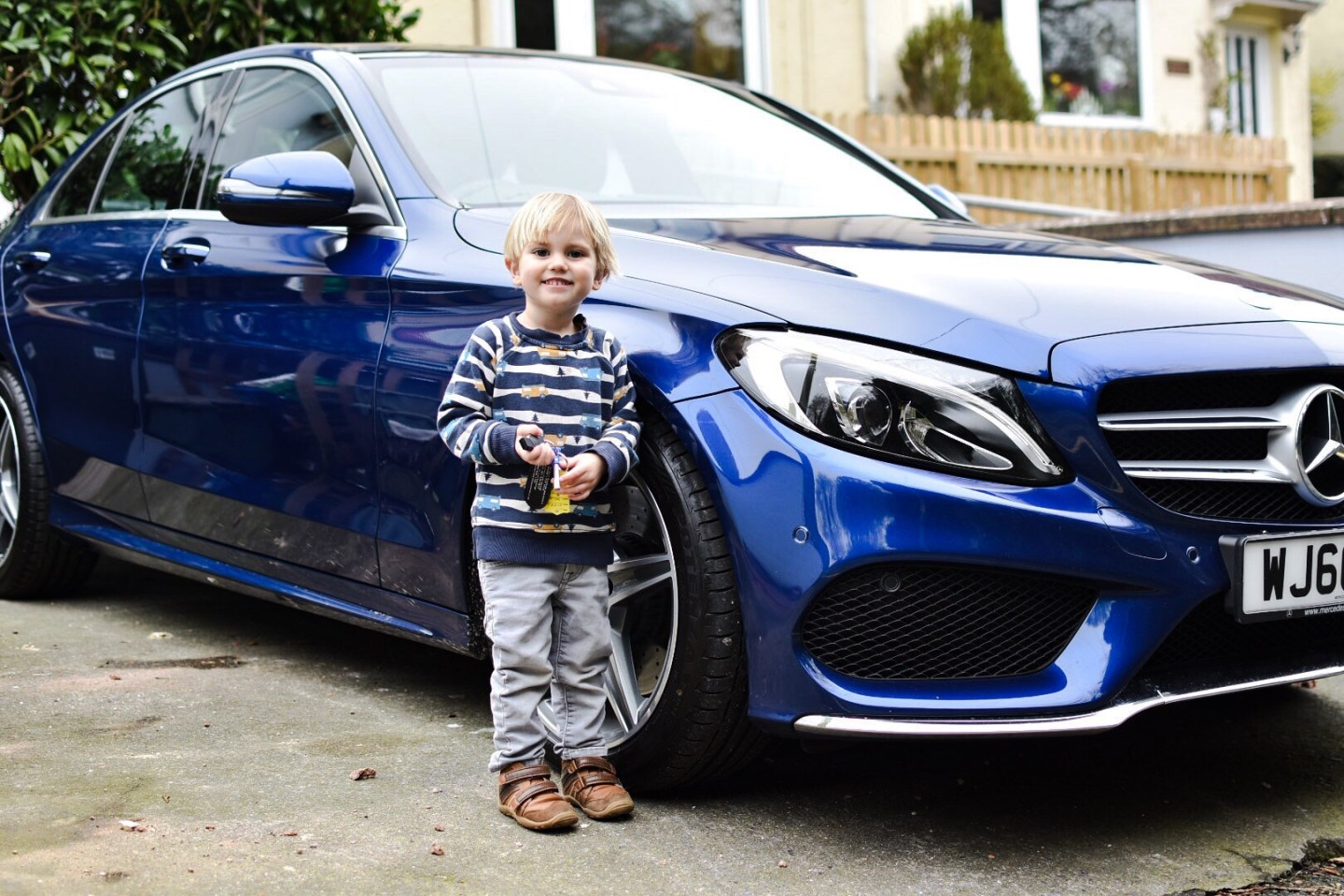 Reviewing the Mercedes C-Class Saloon, The Challenge Is On….