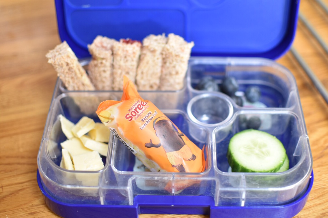 Toddler Lunch box Ideas For A Toddler-Sized Challenge