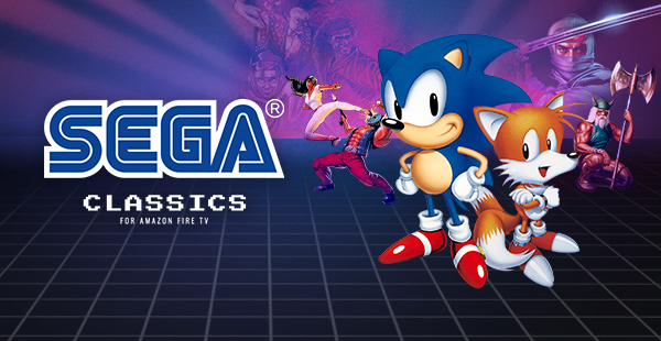 Play SEGA Classics On Your Amazon TV!