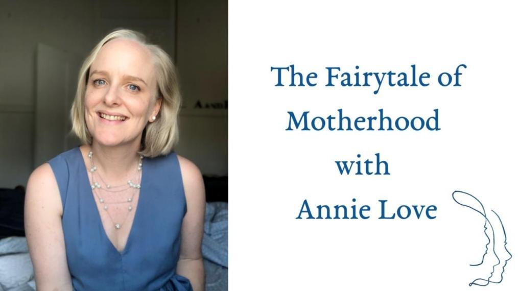 Fairytale of Motherhood Happy Mama Movement podcast