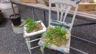 Great idea for those old pieces of furniture.