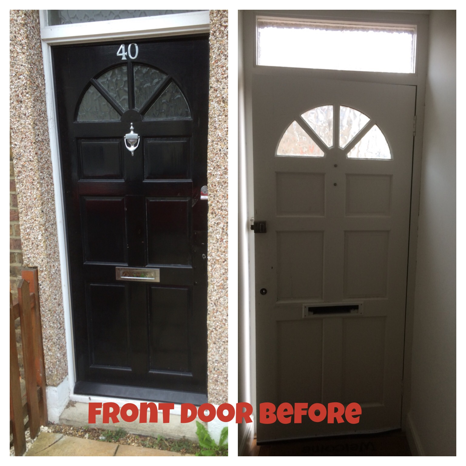 Of course new doors are damn expensive