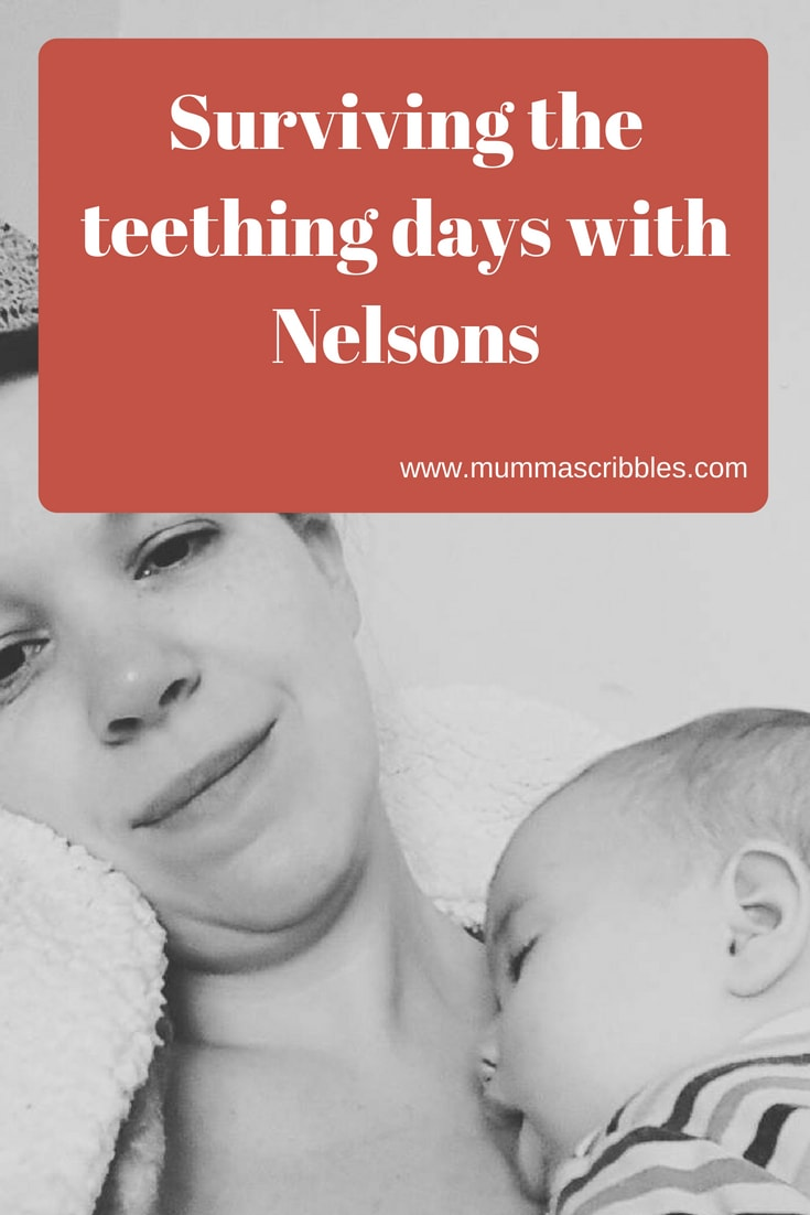 Surviving-the-teething-days