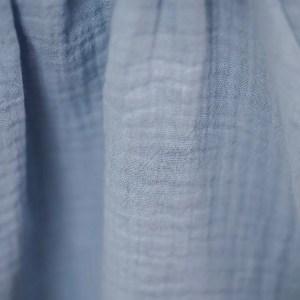KnotenHaarband – himmelblau
