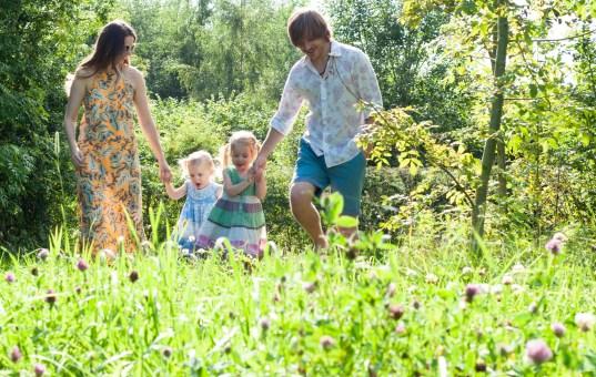 Family photo shoot tips