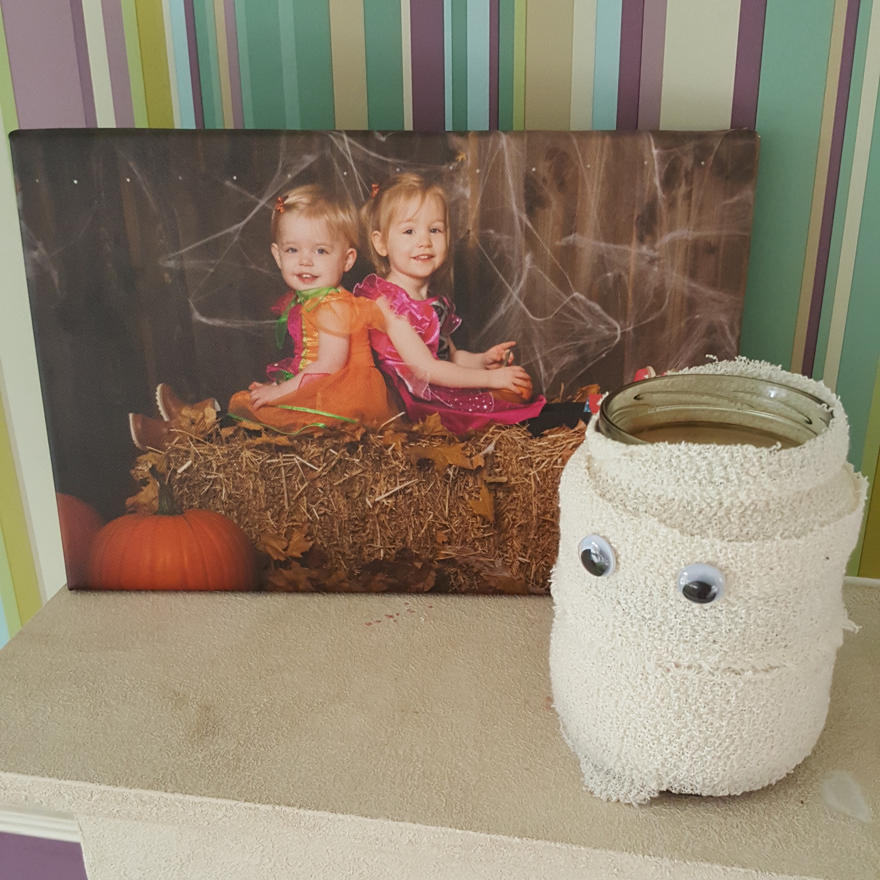 Trick or Treat Tips for little monsters