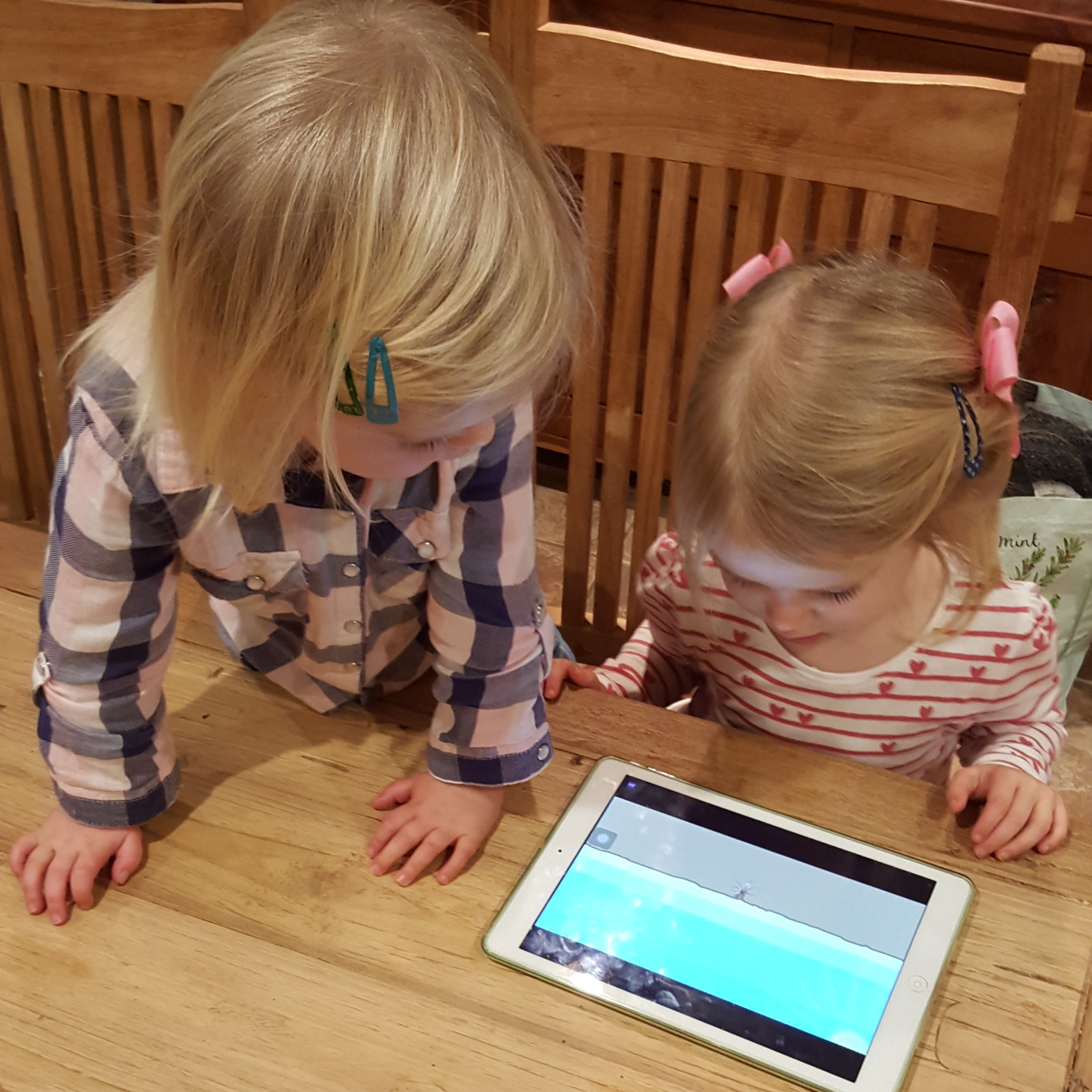 Toddler Screen Time: Make it Count