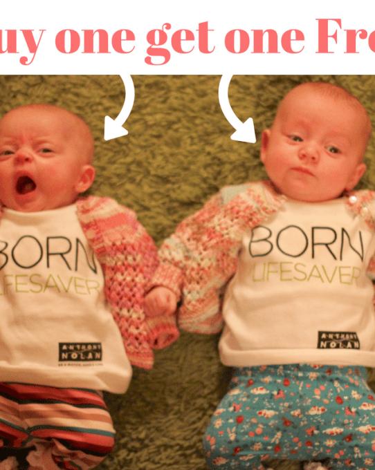 IVF Twins - BOGOF