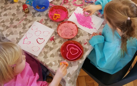 6 Valentine's Traditions to Start with your Kids