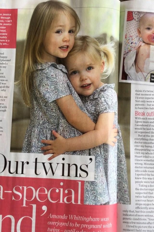 Wonky twins