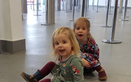 Airport Tips with Children