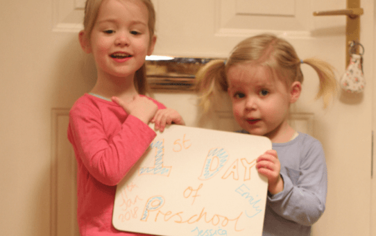 Starting Preschool – Tips to Get Them and You Ready