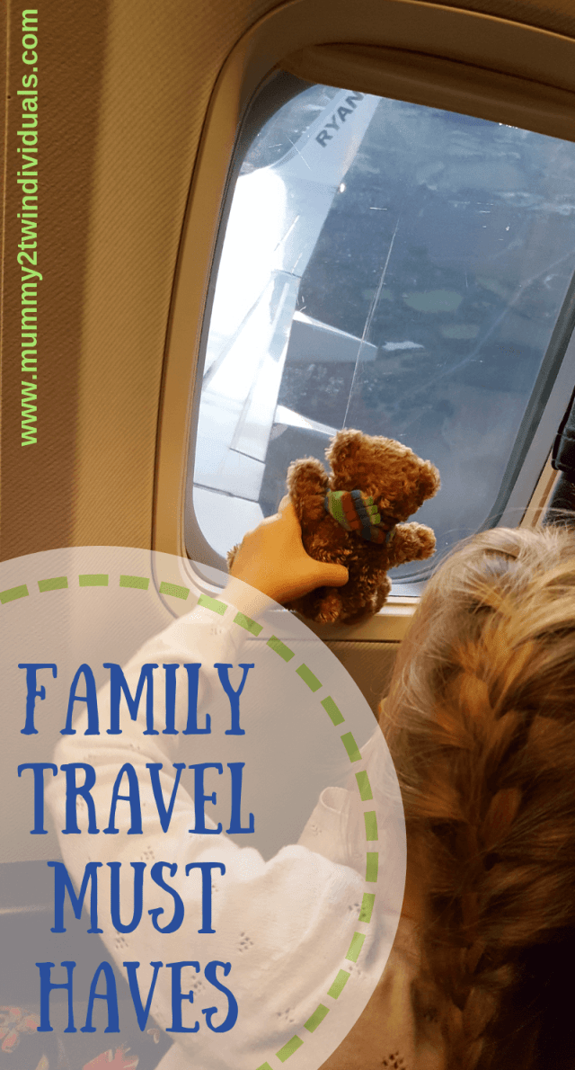 Travelling with kids isn't always easier. Her are some great products to help. All are tried and tested by the twindividuals.
