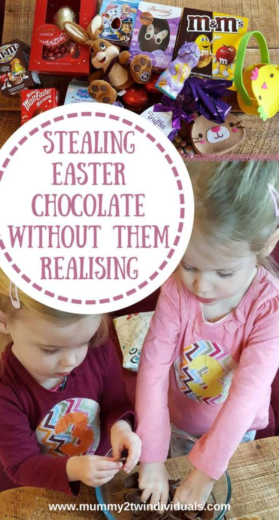 What do you do with your kid's Easter chocolate mountain? Here are some ideas to limit the chocolate intake.