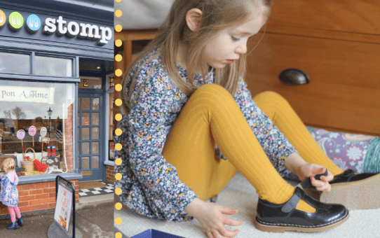 Clarks Alternative? Try STOMP; An Independent Footwear Boutique