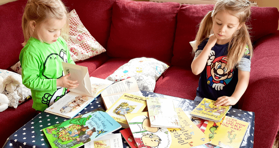 12 Top Bedtime Stories for 4 Year Olds
