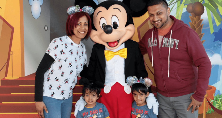Disneyland with Twins: A Guest Post by Namita