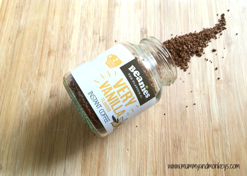 beanies flavoured coffee review