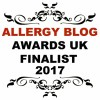 Allergy Blog Awards UK Finalist 2017