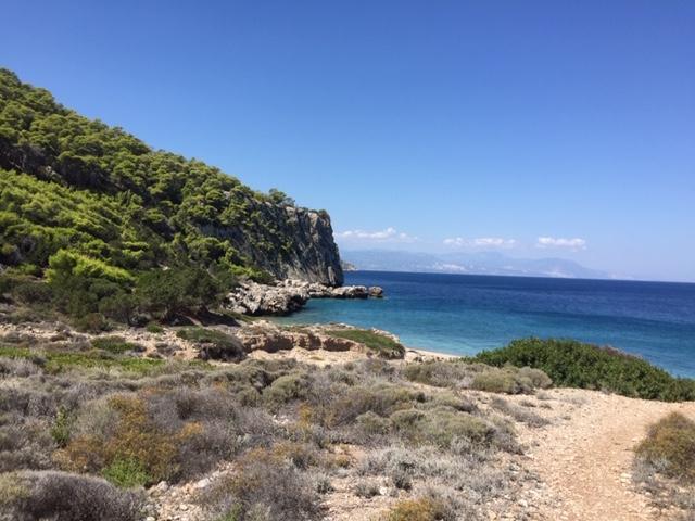grecia spiaggia